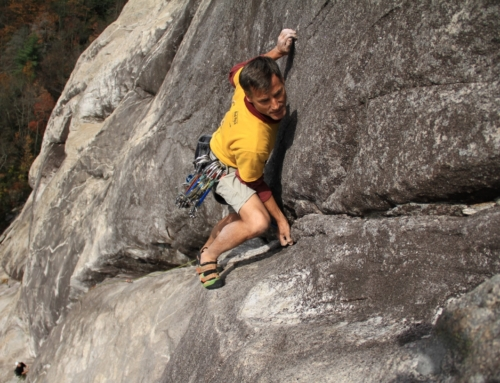CLIMBING TALKS #4 – Interview with Arno Ilgner
