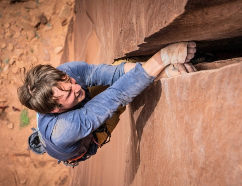 CLIMBING TALKS #1 – Interview with Pete Whittaker